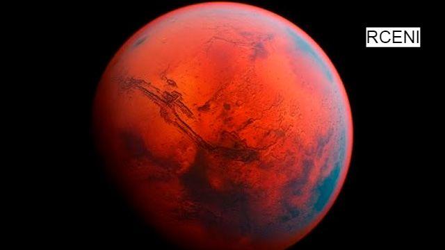 rceni - Marte estará -hoy- en- su -punto- más- cercano -la -Tierra-