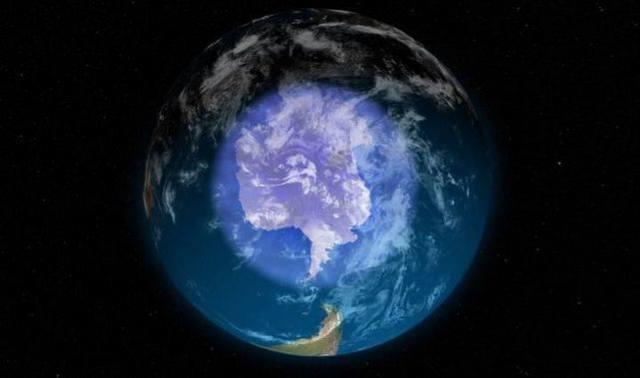 rceni -agujero de la capa de ozono - en -la-Antartida-.desaparecio