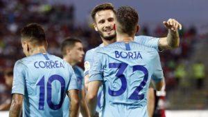 RCENI-Borja Garcés da la victoria al Atlético de Madrid en Cagliari