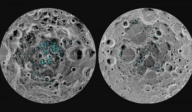 rceni - Agua en la Luna - está -confirmada -existencia- en- su -superficie -