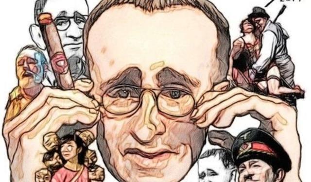 rceni - Bertolt Brecht -Que -tiempos -son -estos -que -hay -que- defender- lo -obvio-