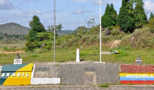 rceni - Brasil militariza la frontera- con -Venezuela -3.200 -soldados -la -custodian-