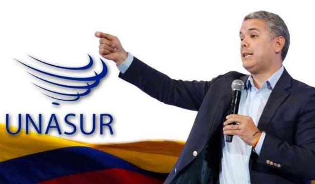 rceni - Colombia se va de la UNASUR - po-no-denunciar-los-tratos-brutales-del-gobierno-de-Venezuela-