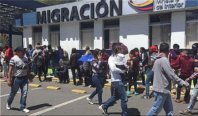 rceni - Cumbre sobre migración venezolana -doce-paises-asistiran-a-ecuador-