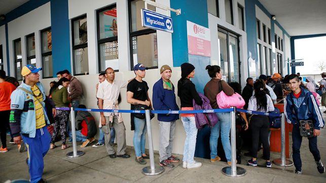 rceni - Ecuador suspende requisito de pasaporte -a -venezolanos- por- 45 -días-