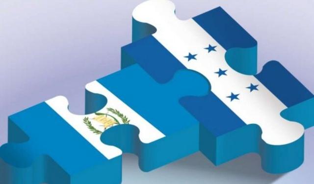 rceni - Unión aduanera se concreta -Guatemala -Honduras- y -ahora -El -Salvador-