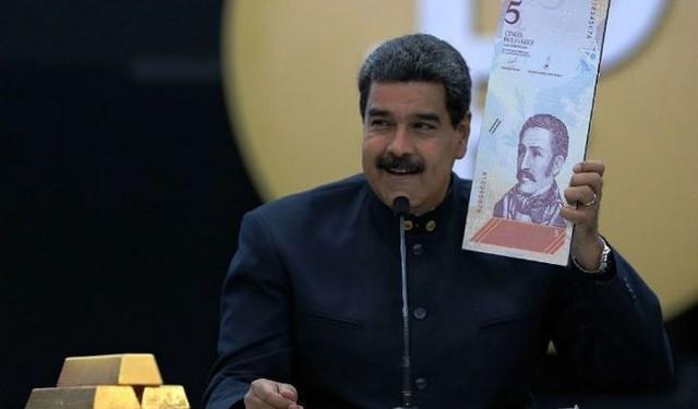 rceni - Venezuela vuelve a devaluar -lo-informo-el banco-central
