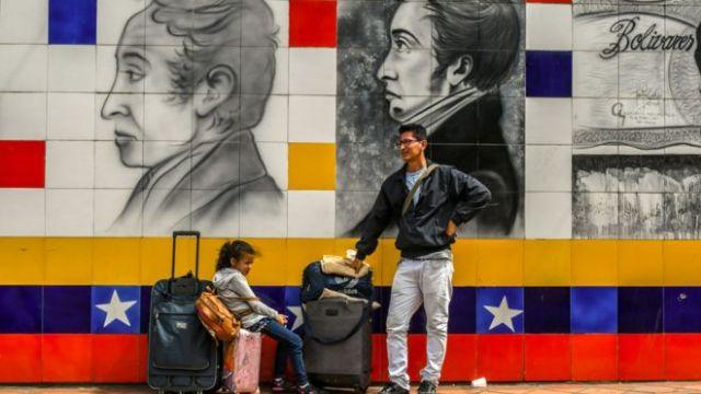 rceni - diáspora venezolana con problemas - en- las- fronteras -de- Ecuador- Colombia- Brasil-