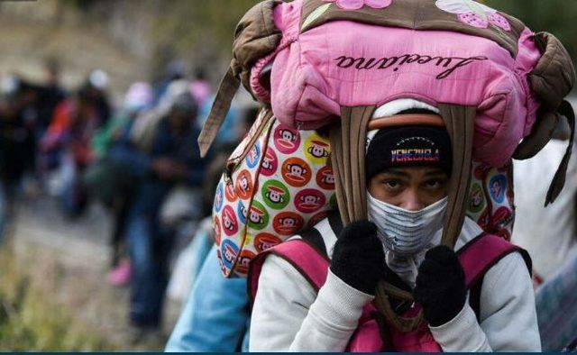 rceni - enorme dimensión del éxodo de los venezolanos - (Gráficos- fotos-video-