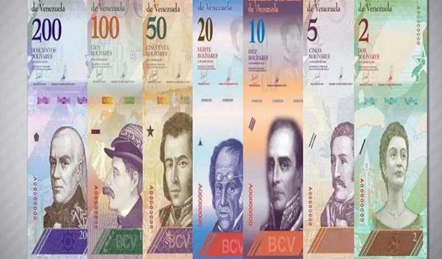 rceni - límites bancarios- tras -nuevo- cono- en- Venezuela-