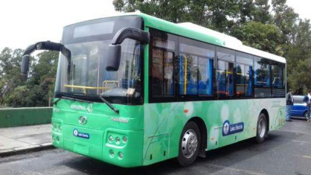 rceni - plan piloto de transporte verde -inicia- en- Panamá-