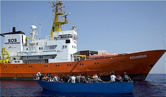 rceni - Buque humanitario Aquarius -Panama-cancelara-su-registro-