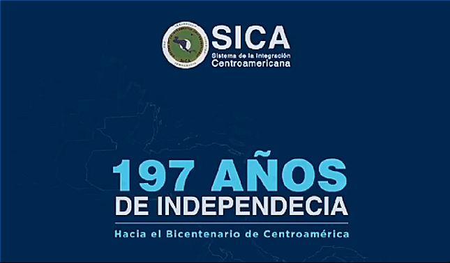 rceni - Centroamérica y su independencia - seis- aspectos -relevantes- nos -muestra- el -SICA -