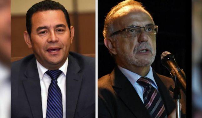 rceni - Guatemala pide a ONU -nuevo -comisionado- Iván -Velásquez -no- lo- dejaran -regresar-