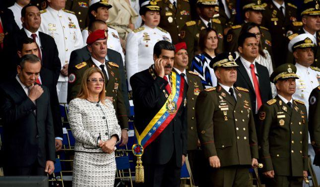 rceni - Mas sanciones - de -EE.UU. -contra -Maduro -y -miembros- de- su -gobierno -