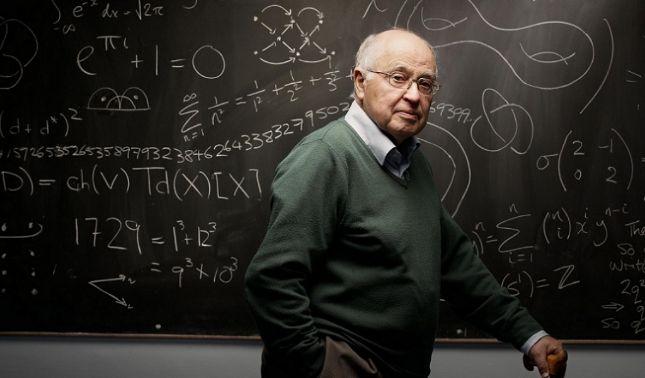 rceni - Michael Francis Atiyah -asegura- haber -resuelto -la -hipótesis -de -Riemann-