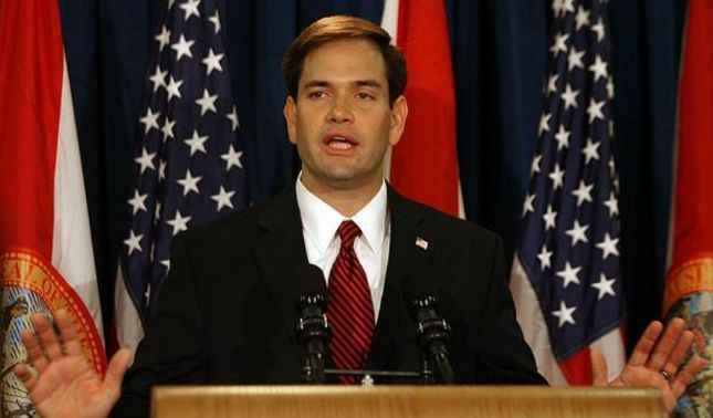 rceni - Senador Marcos Rubio- pide -más- apoyo- para -Venezuela -