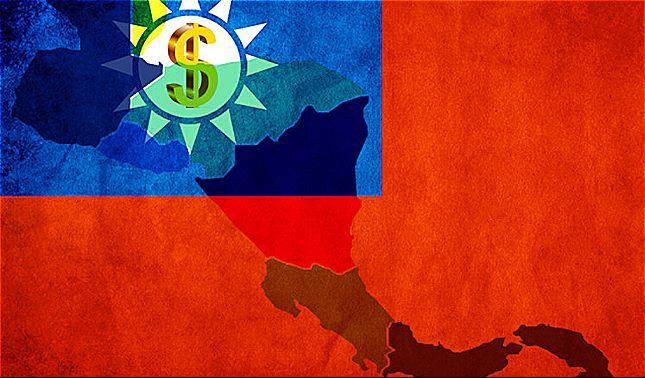 rceni - Taiwán critica a China - y- reafirma- lazos- con -aliados- de -la -región- SICA-