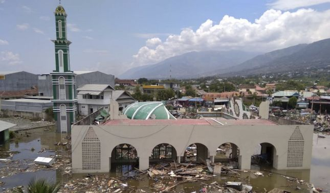 rceni - Terremoto y tsunami en Indonesia -El -antes- y -después -del- desastre-FOTOS-