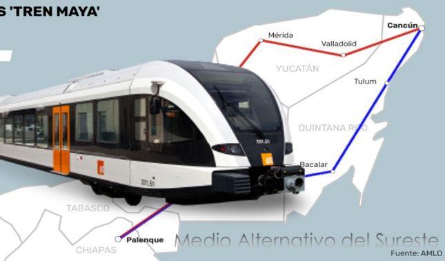 rceni - Tren Maya -de -AMLO- la -licitación -se -inicia -el -1 -de -diciembre -