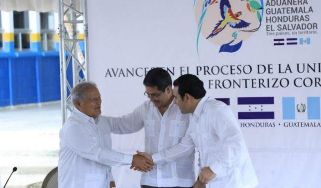 rceni - Triángulo norte de Centroamérica -mensaje -integracionista - para- el -mundo-