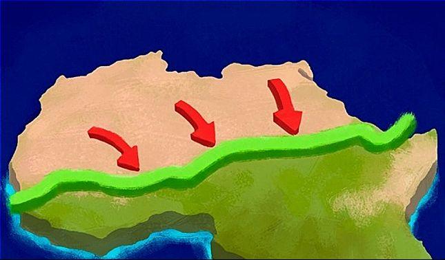 rceni - muralla verde -del -continente -Africano -