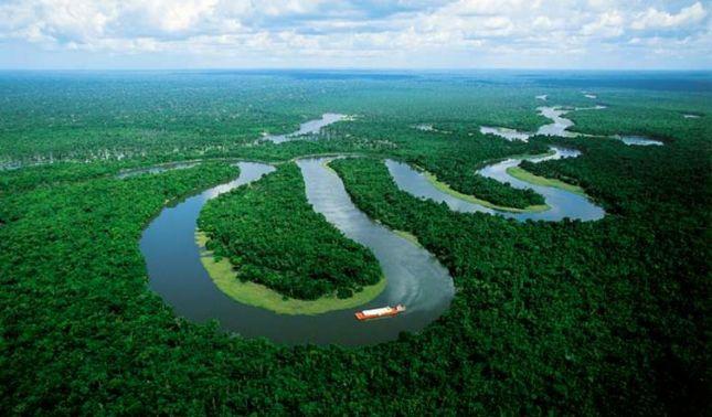 rceni - río Amazonas -descubren -que - inundaciones- catastróficas- son -cada- 4 -años-