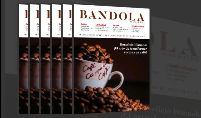 rceni - revista bandola -dedicada -a-la -producción -de -café -en -centroamerica-