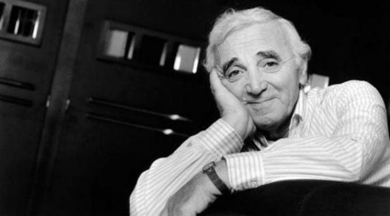Fallece Charles Aznavour Francia y el mundo están de luto.
