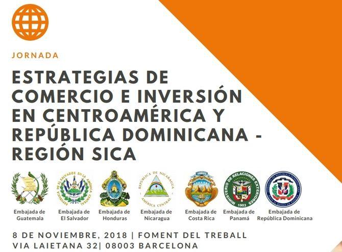 Centroamérica: Estrategias de comercio e inversión en Región SICA
