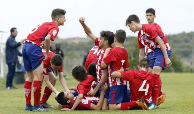 rceni - Academia -en- Panamá- el -Atlético- Madrid- establece- una- de -sus- sedes-
