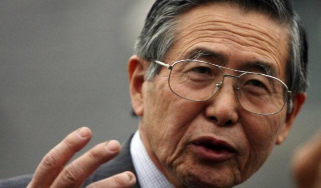 rceni - Alberto Fujimori - tribunal- de- Perú- anula -el -indulto -y- lo -pone -preso-