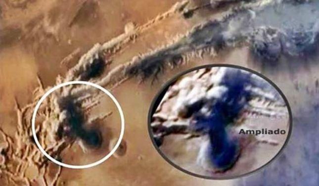 rceni - Explosión en Marte -Nos -esconde- algo- la -NASA -desvelan- la- verdad -