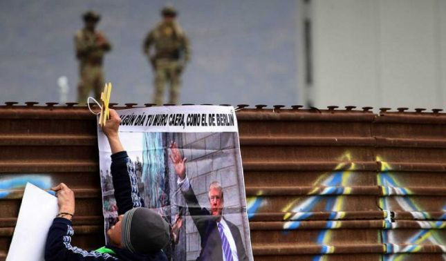 rceni - Frontera con México -EEUU- enviara -cientos- de -militares -
