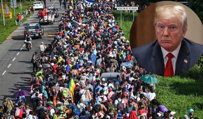 rceni - Migración ilegal - recortan -ayudas -a -Guatemala-, Honduras- y- El -Salvador -
