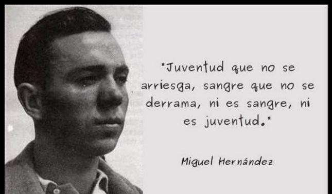 "rceni - Miguel Hernández -""Me- duele -más -tu- muerte- que -mi -vida"" -"