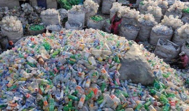 rceni - Residuos de plásticos - China -el- no- a- la- importación- expuso- una -crisis- global-