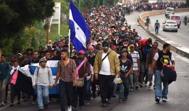 rceni - Retorno seguro - han -regresado- 2- mil -migrantes- de- la -caravana- a -Honduras-