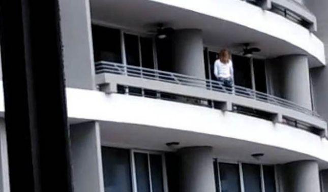 rceni - Selfie -mujer -muere- en- Panamá- al -caer- de- un- edificio- VIDEO -