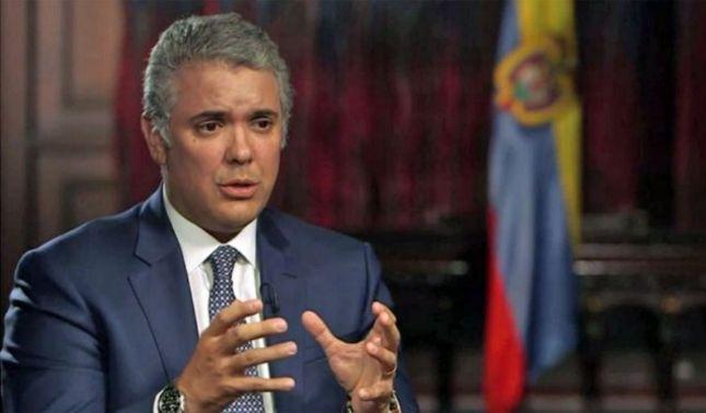 rceni - Unión Europea UE - Iván- Duque- pedira -apoyo- al -éxodo- de- los -venezolanos-