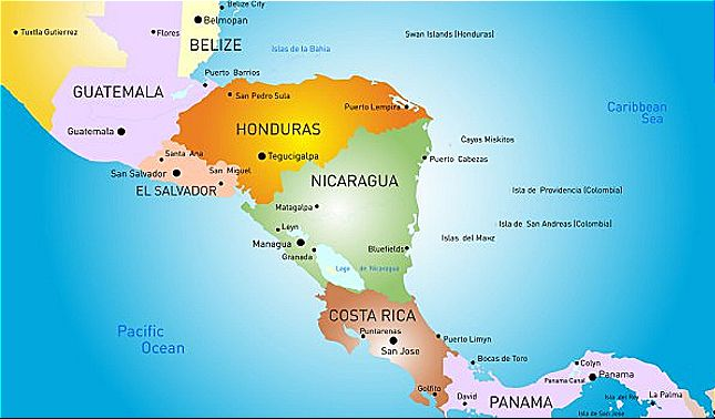 rceni - Vacunas para Centroamérica - estas -son- las- que- necesitan- para -conocerla-