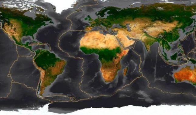rceni - placas tectónicas -científicos -explican -que -existe -un -atasco -