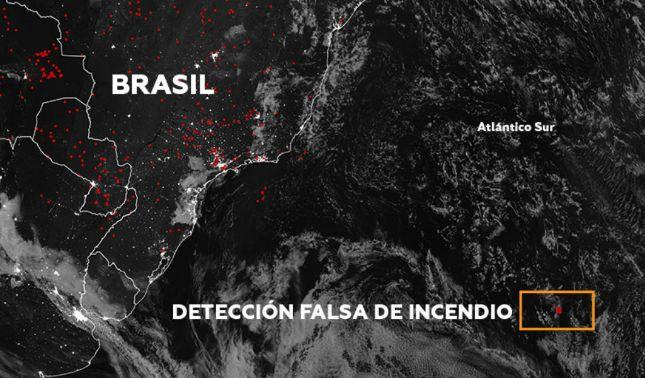 rceni - Anomalía magnética - en -medio -del -Atlántico- es -detectada -por- la -NASA-