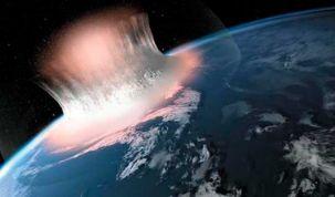Enorme cráter bajo el hielo de Groenlandia es descubierto: Más grande que París