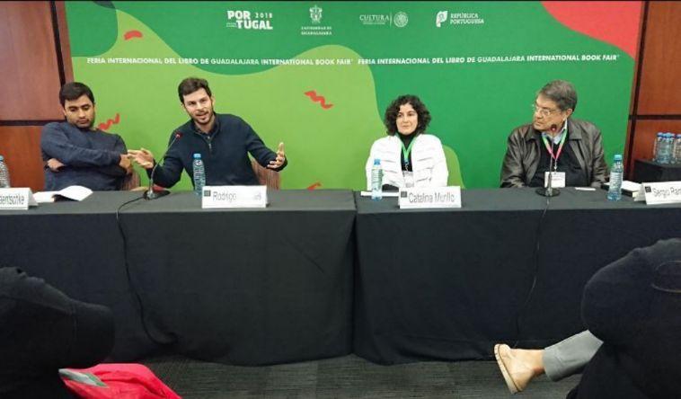 """""""Terra incógnita"""" la literatura centroamericana en la FIL"""