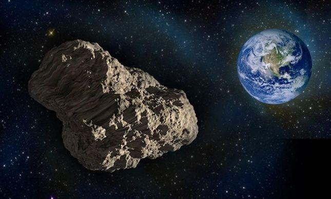 rceni - Asteroide 2018 LF16 -acechara -la -Tierra- 62- veces -en- próximos- 100 -años -