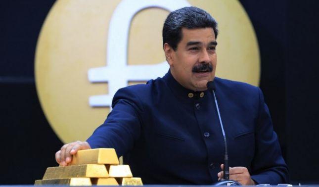 rceni - Banco de Inglaterra -se -niega- a -liberar- el- oro -a -Maduro -