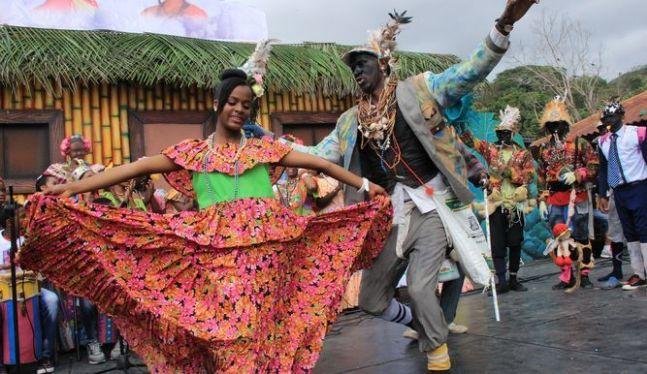 rceni - Cultura Congo - de -Panama -declarada -Patrimonio -Inmaterial -de -la-humanidad -