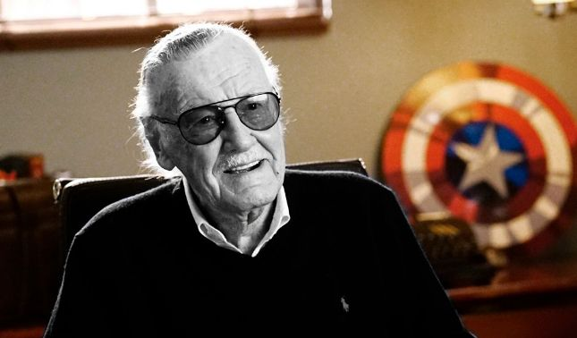 rceni - Dirt Man - Stan- Lee -trabajaba -en- un- nuevo -superhéroe -antes -de -morir-