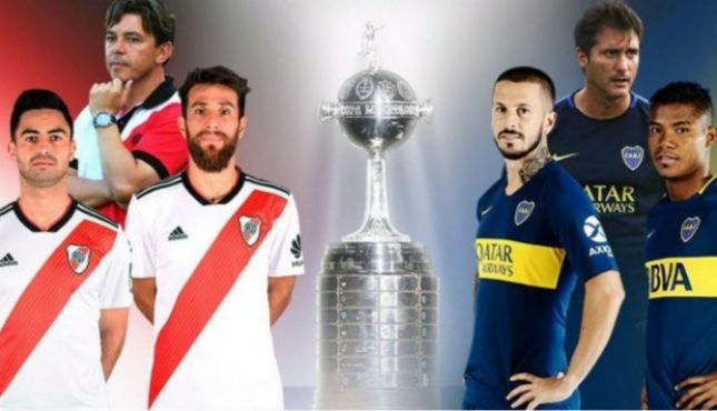 rceni - Final Boca-River se -jugará -el- 8 -o -9- del- 12- y -quizás- fuera- de -Argentina-